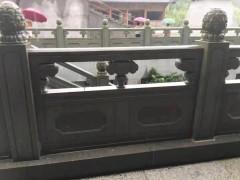 四川青石栏杆产品