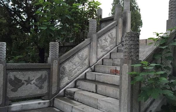 四川青石栏杆 达州青石护栏