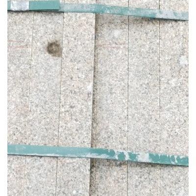 江苏黄金麻花岗岩价格 黄金麻线条板批发