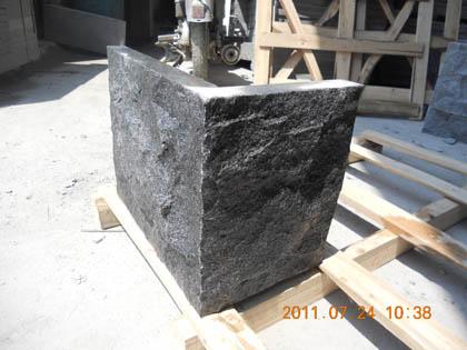 芝麻黑花岗岩654应用案例