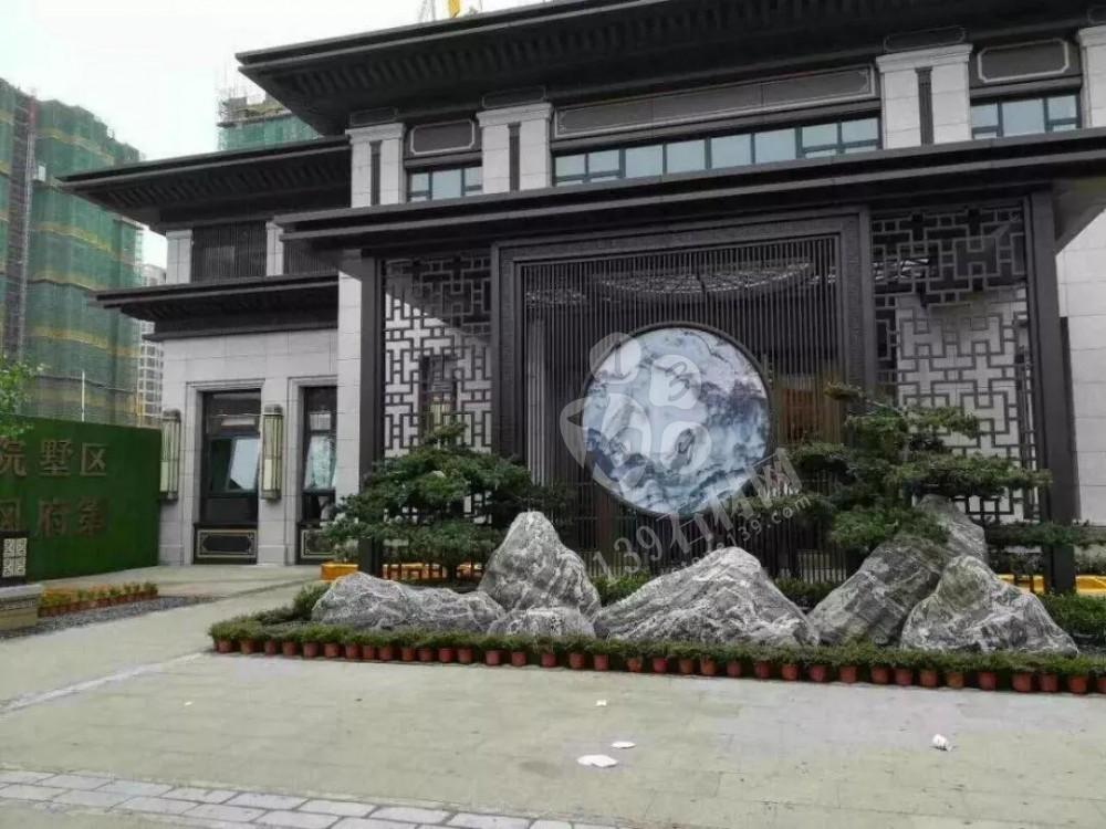 """河北浪淘沙-""""惊涛拍岸""""雪浪石 景观石市场畅销的材料"""