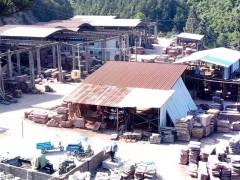 浙江温州泰顺县南院石材加工厂