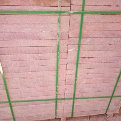 鸡血红石材 地铺成品3CM