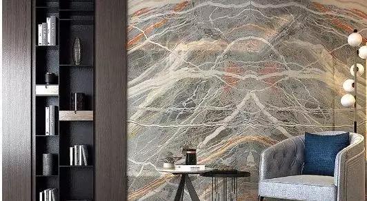 天然大理石石材纹理如何对拼才能美到极致?