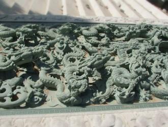 青石浮雕--用青石雕刻而成的精美工艺品(55图)