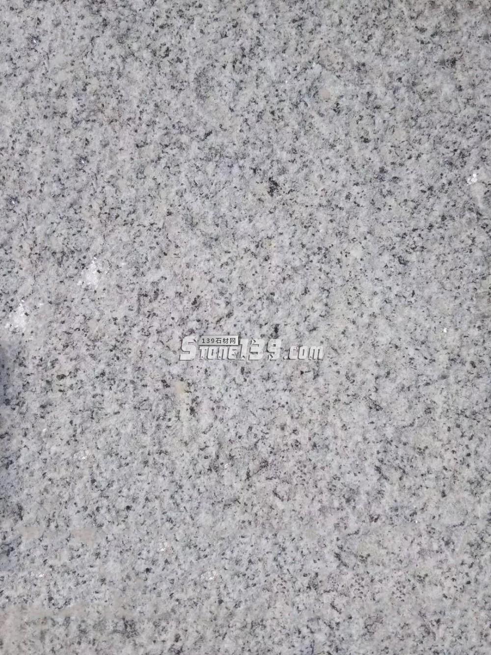 大连芝麻白芝麻灰石材