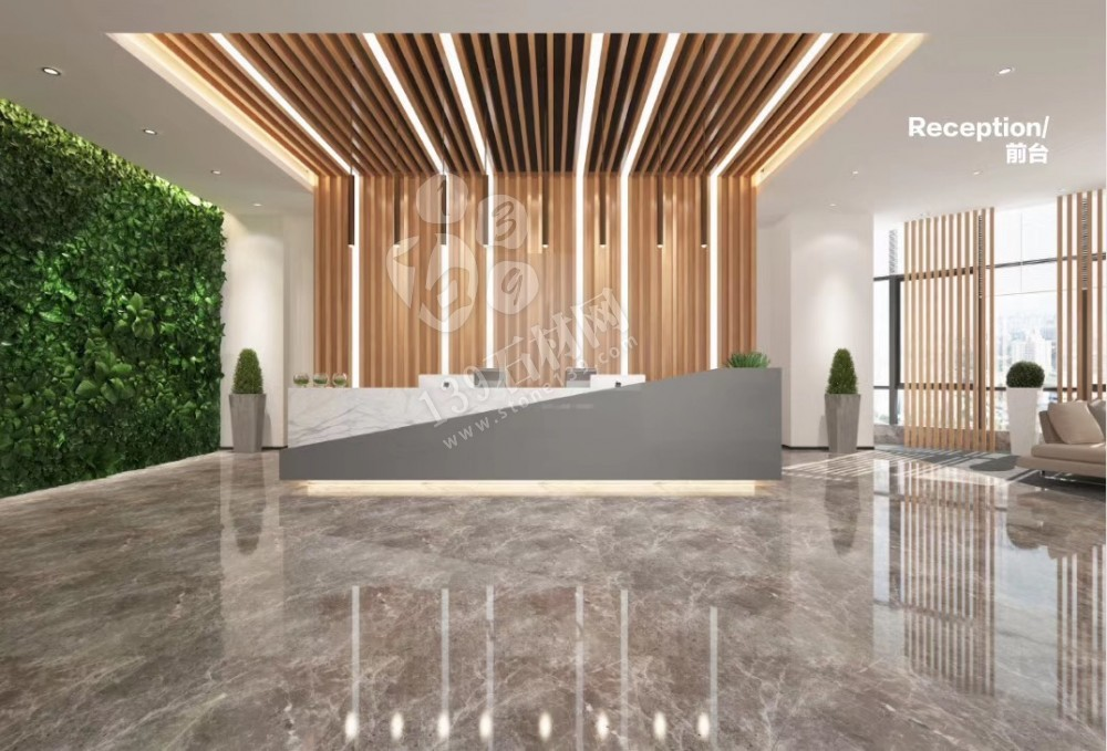 灰色大理石装饰设计新贵-古斯顿灰经典方案