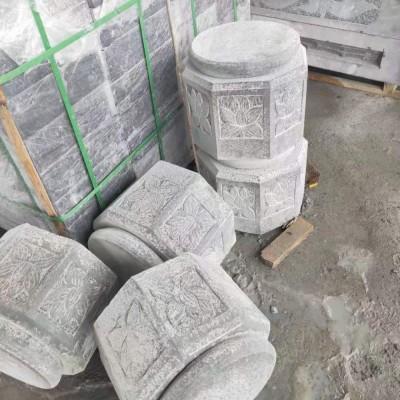 青石墩 中国传统石墩 达州青石厂家供应