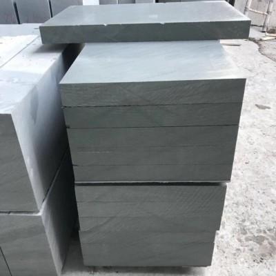 达州青石方料 碑石料 厚板 青石墓碑加工原石料供应