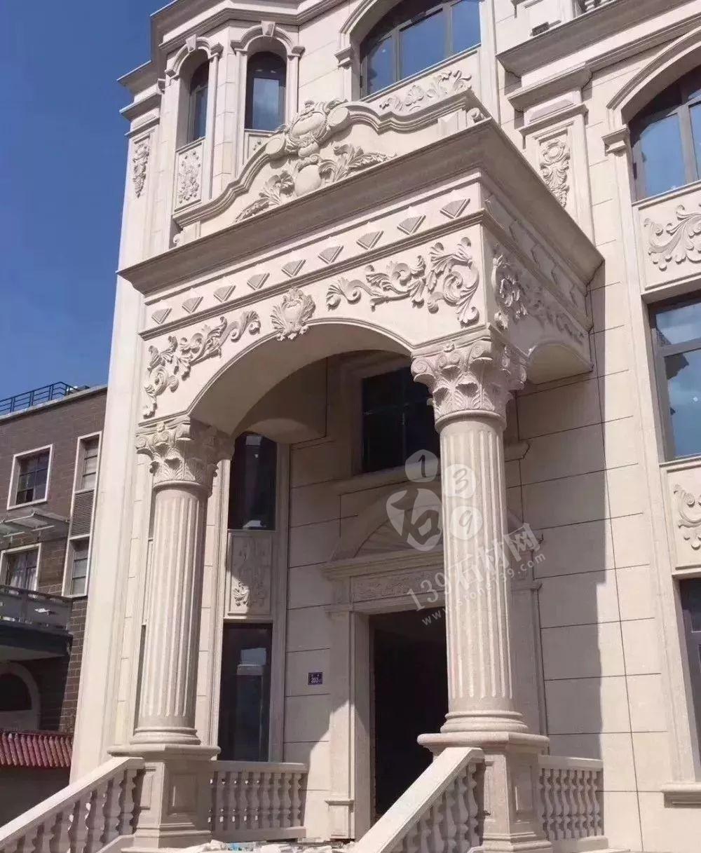 福建农村石材别墅