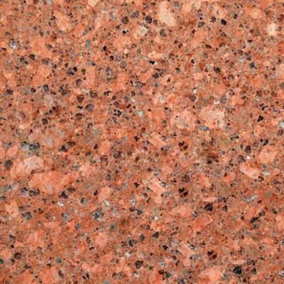 光泽红G686高源红大花石材