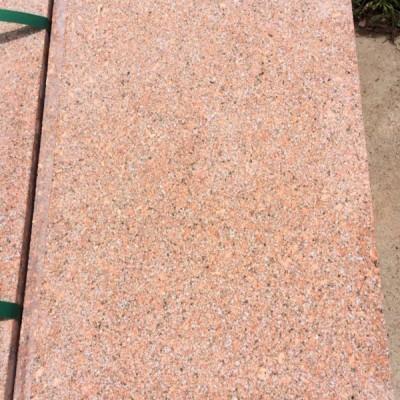 光泽红荔枝面板材