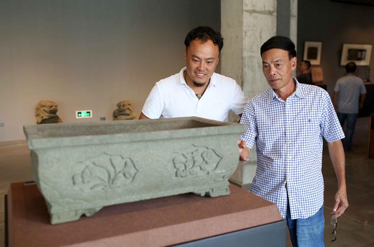 石刻新生 重现千年城市记忆——浙江温州瓯海青灯石刻艺术博物馆开馆