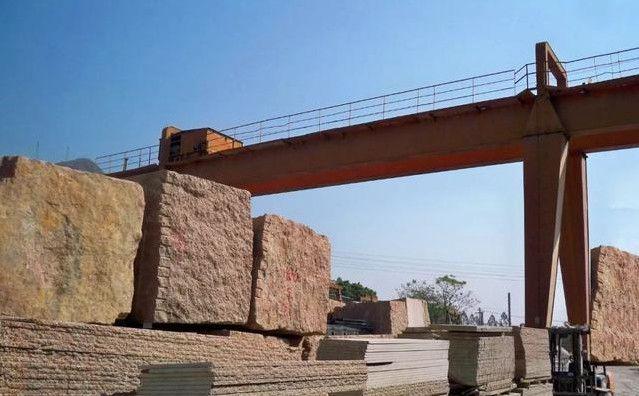 岑溪红色花岗岩是如何一步一步走出中国 享誉世界的