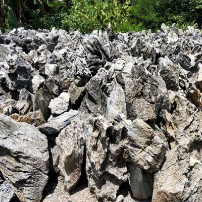 供应吨位假山石、吨位英石、叠石批发 叠石价钱、峰石假山