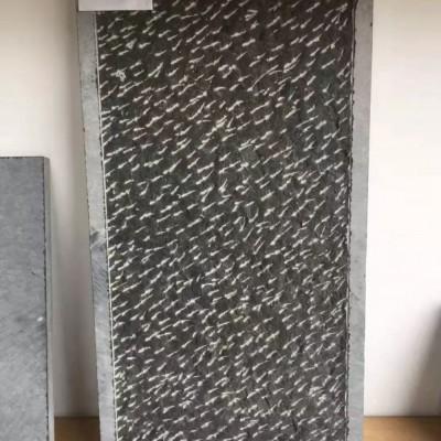筠山青石材手工自然面 荔枝面 复古青石效果JS-001