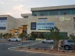韩国工地石材外墙工程欣赏