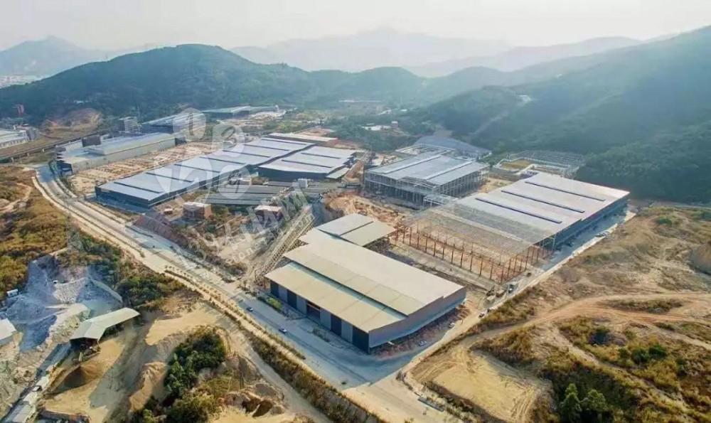 水头(永泉山)高端石材产业园:已投资2亿,50家企业签约入驻!