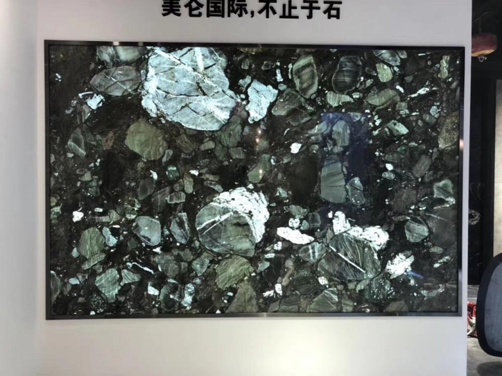 2019广州设计周,石材军团闪亮登场