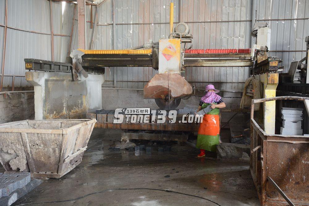 一立方石材可以切多少平方?石材加工成材率和损耗知识