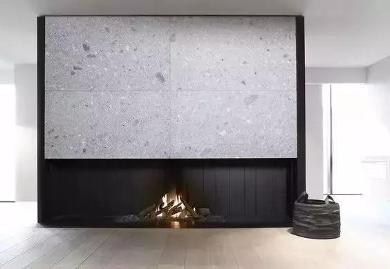 石材装饰新观点 | 铺天盖地的豪不如精致点缀的美