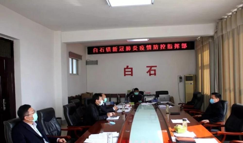 山东汶上县:在做好疫情防控的前提下,科学、有序推进山东锈石复工复产