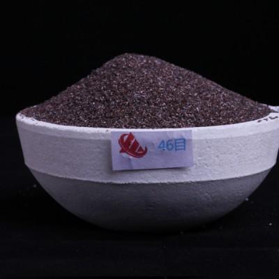 石材喷砂机专用金刚砂棕刚玉砂
