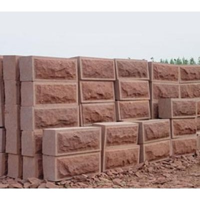 江西红砂岩石材、红砂岩石材厂家直销、红砂岩工程案例