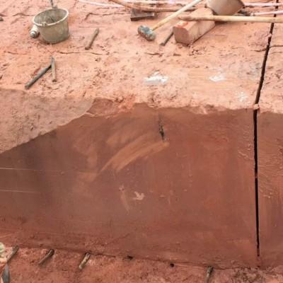 江西红砂岩矿山开采、红砂岩板材批发