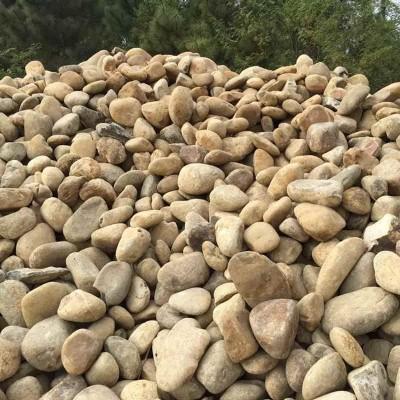 铺地河道鹅卵石产地直销