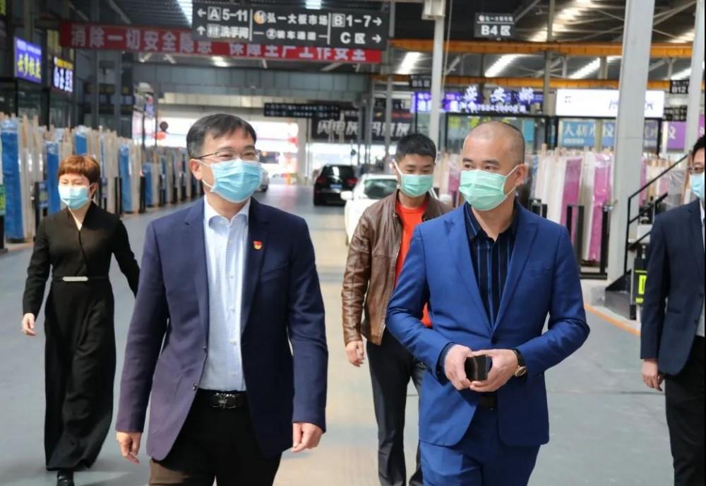中国石材城水头镇规模以上企业复工率达94.8%,政府这一举措彰显石材城魅力!