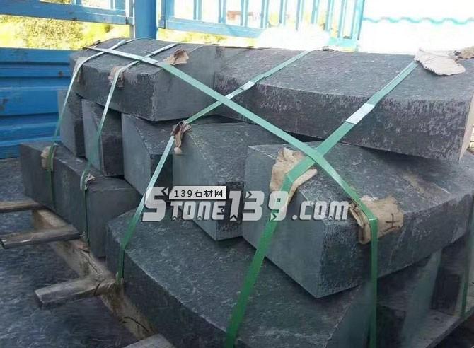 湛江黑路沿石石材