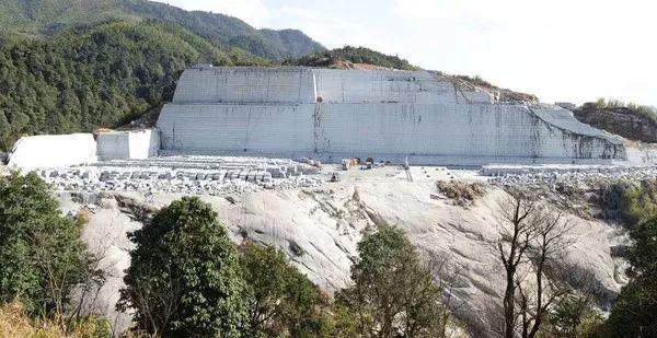 石材企业先锋——福建富强石材矿山被列入全国绿色矿山名录