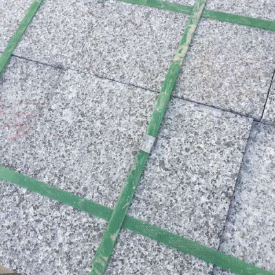江西宜春广场地铺石 654花岗岩