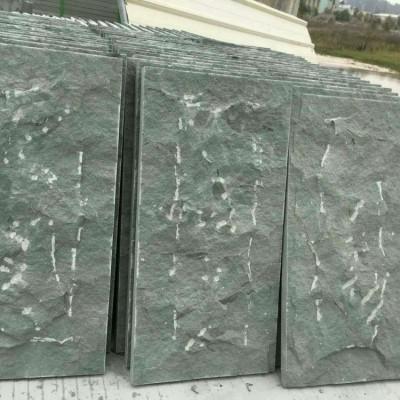 四川青砂岩自然面贴墙石材成品