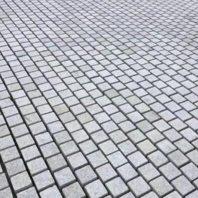 杭州马蹄石铺路工程材料供应厂家