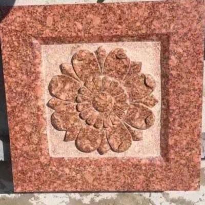 映山红别墅外墙装饰雕花