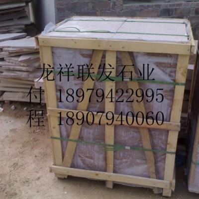 江西映山红成品出口与国内订单木箱包装对比