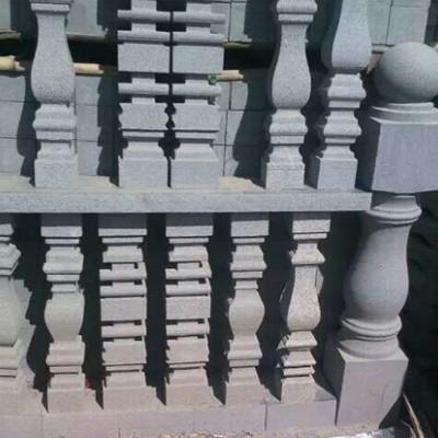 芝麻黑(老矿)仿形栏杆护栏福建厂家供应