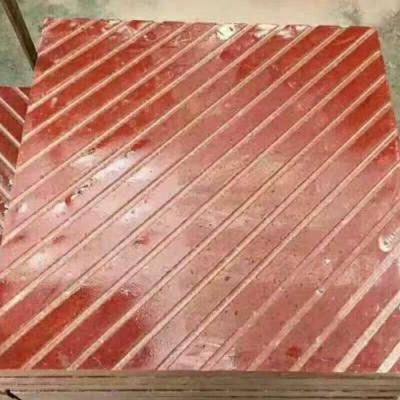 中国红拉槽 锯齿面
