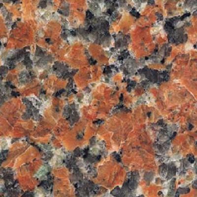 枫叶红(G562)广西岑溪红色花岗岩