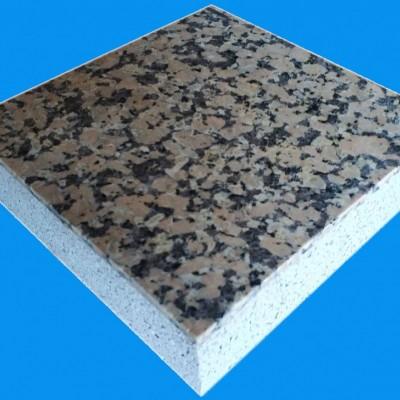 青岛优质金钻麻超薄石材保温装饰一体板