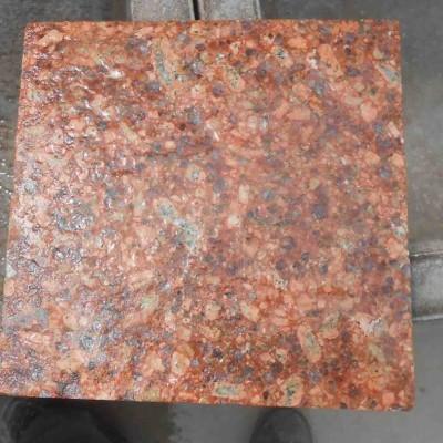 映山红石材酸洗面样品