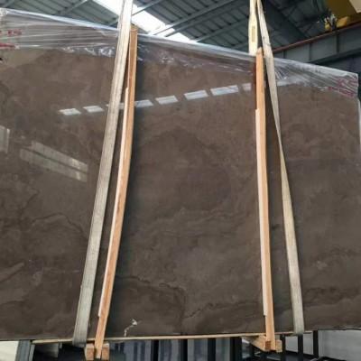 咖啡木纹大板(反切环形纹)