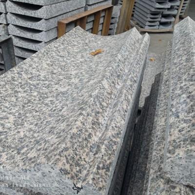 豹皮花石材仿形加工成品
