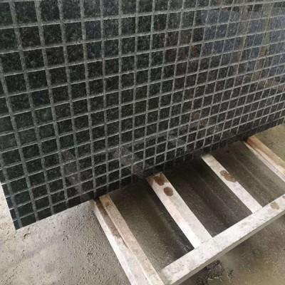 冰花蓝浴室地面防滑拉槽