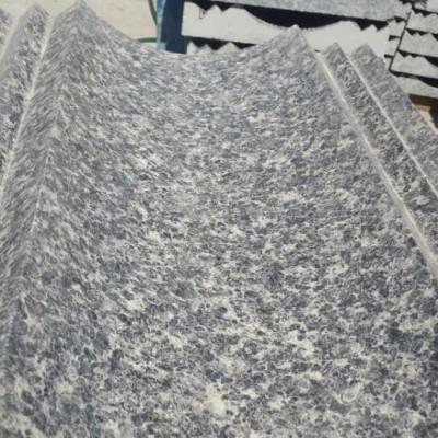 豹皮花仿形线条(黑底石材)