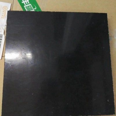 广西纯黑色石材光面