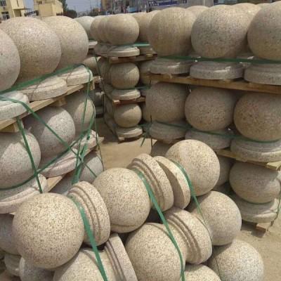 湖北异形石材圆球