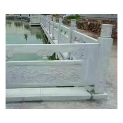四川青石栏杆护栏 河栏杆池塘栏杆